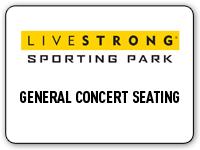 General Concert Seating